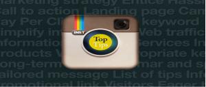Instagram top tips