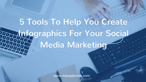 5 Tools To Help You Create Infographics For Your Social Media Marketing