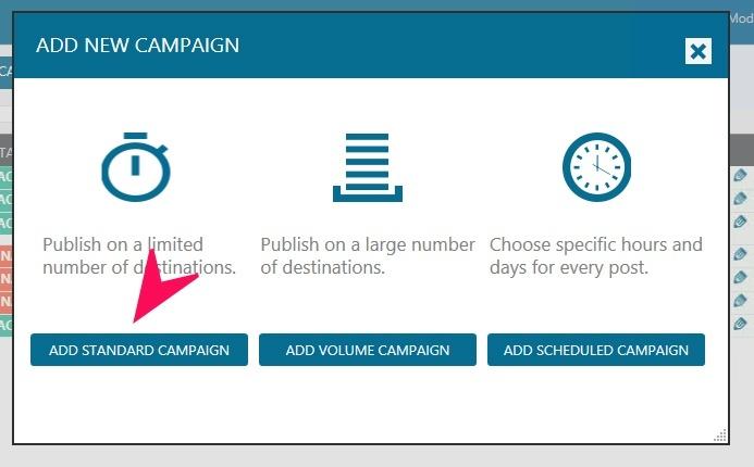 standard campaign