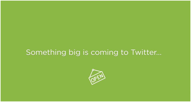 something big is coming to twitter