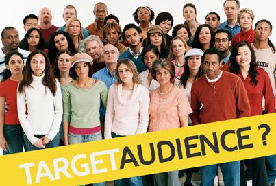 define your audience before writing the ebook